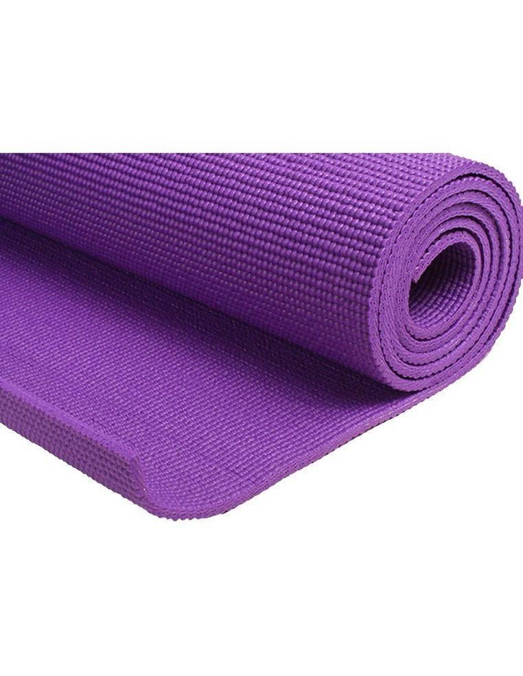 Yoga mat 4mm para prácticas de yoga/pilates/Etc.