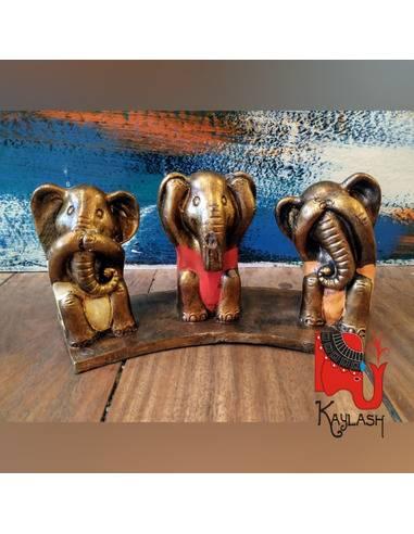 Elefantes sabios Kaylash - 2