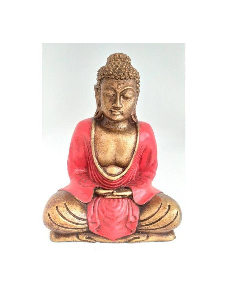 Buda resina 25cm