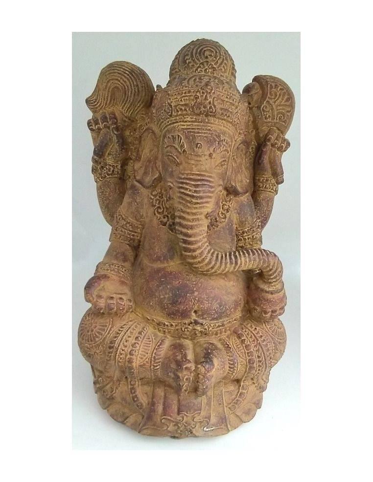 Ganesha, el Dios con cabeza de elefante Figura de resina