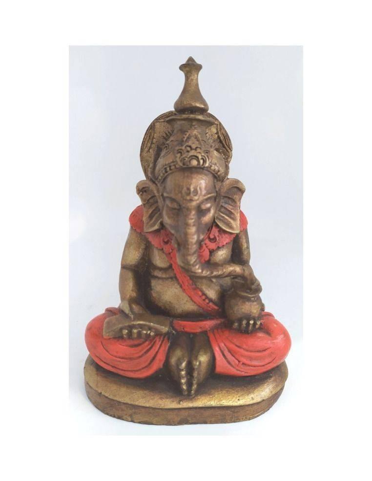 Figura de Ganesha sentado