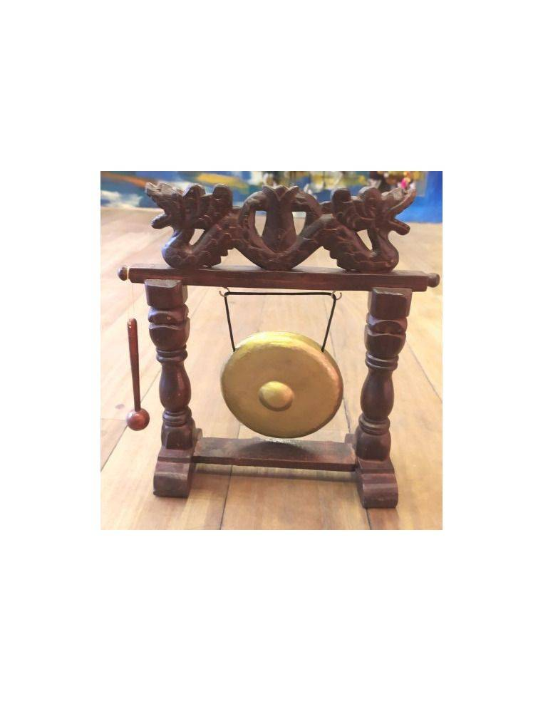 Gong de madera  Origen: Indonesia