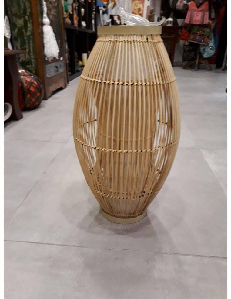 Lámpara ratan huevo Kaylash - 1